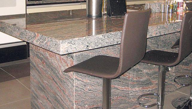 Granitos y m rmoles con brillo y elegancia portal ondac for Costo del metro de granito