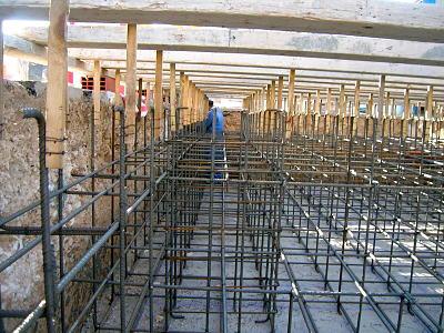 El uso del acero en enfierraduras de hormigon armado - Precios de estructuras de hormigon ...